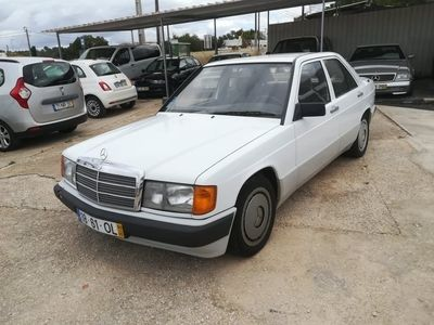 usado Mercedes 190