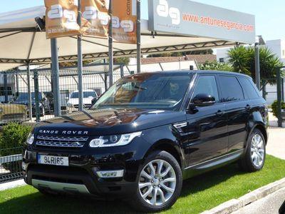 usado Land Rover Range Rover Sport 3.0 SDV6 Hybrid 7 Lug