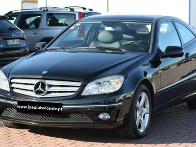usado Mercedes CLC220 Cdi (150cv)