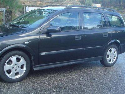gebraucht Opel Astra 1.4 16v caravan