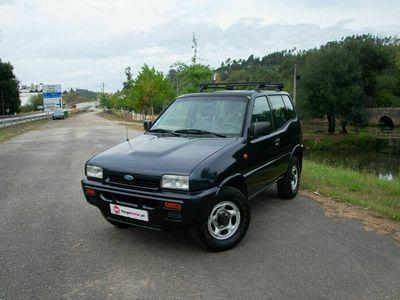 usado Ford Maverick 2.7cc 125Cv