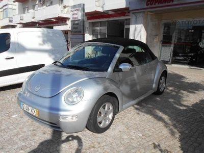 usado VW Beetle Newcabriolet 1.4 EC