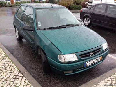 usado Citroën Saxo 1.5 disel 99 - 99