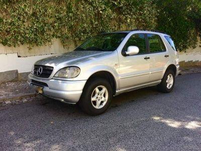 usado Mercedes ML270 270cdi