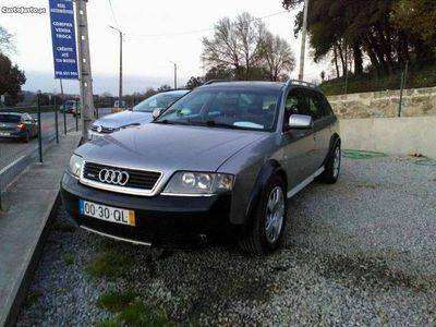 usado Audi A6 Allroad 180 cv 4x4 S line - 00