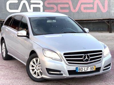 usado Mercedes R350 R 350CDi 4-Matic 7Lug
