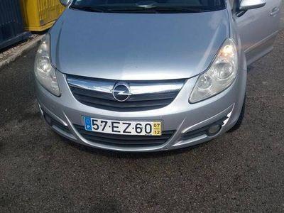 usado Opel Corsa CorsaD