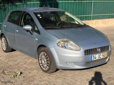 usado Fiat Punto Easy 1.2