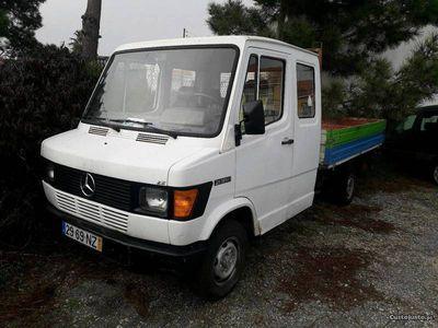 usado Mercedes 280 cabine dupla