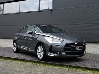 usado DS Automobiles DS5 2.0 HDI HYBRID 4 SO CHIC