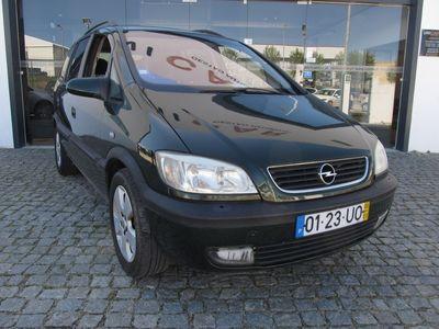 usado Opel Zafira 2.0 Elegance 7 lUGARES