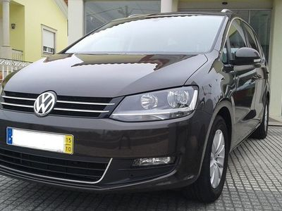 usado VW Sharan 2.0 TDI Highline (150 CV)
