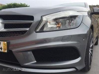 usado Mercedes A180 ClasseCDi BlueEfficiency AMG Line (109cv) (5p), Diesel