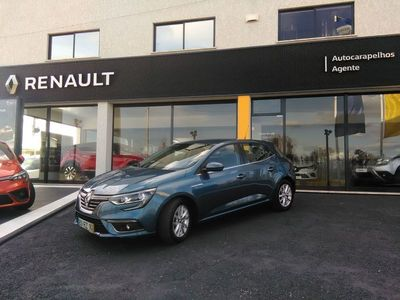 usado Renault Mégane Intens 1.5 Dci 110CV
