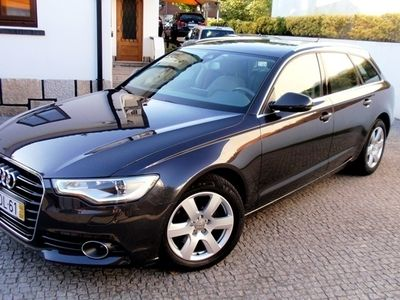 usado Audi A6 Avant 2.0 TDI Auto 177