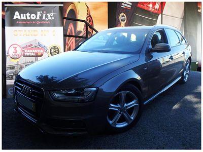 usado Audi A4 AVANT 2.0 TDI BUSSINES S-LINE 150CV