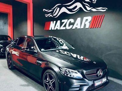 usado Mercedes C300 de AMG Hibrido Plug-in (306 cv)