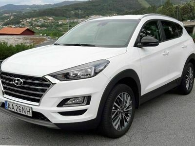 usado Hyundai Tucson 1.6 CRDi 48v Premium + Pack Pele