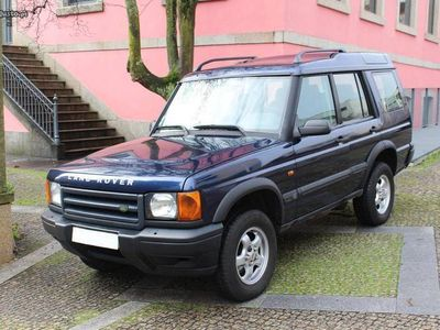gebraucht Land Rover Discovery 2.5 Td5 7lugares