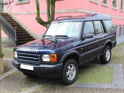 usado Land Rover Discovery 2.5 Td5 7lugares