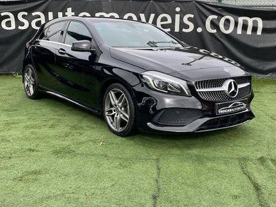 usado Mercedes A180 D AMG LINE AUTO