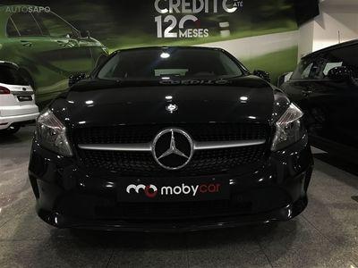 begagnad Mercedes A180 ClasseCDi B.E. Edition (109cv) (5p)
