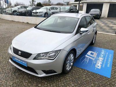 gebraucht Seat Leon ST 1.6 TDi Style Ecomotive 105 Cv