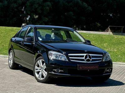 usado Mercedes C220 CDI Avantgarde BlueEfficiency Aut.