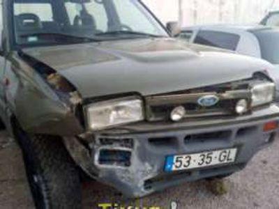 usado Ford Maverick Diesel