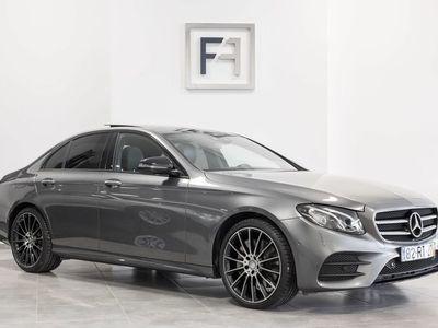 gebraucht Mercedes E350 AMG Line