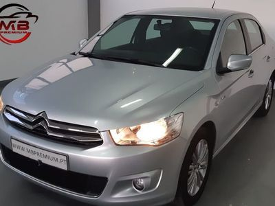 usado Citroën C-Elysee I 1.2 HDI EXECUTIVE