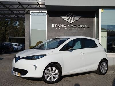usado Renault Zoe Intens C/ Iva Dedutível