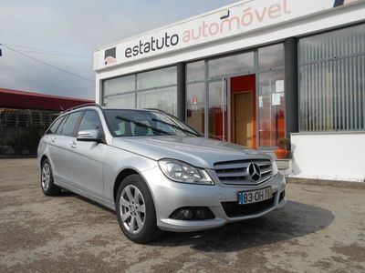 usado Mercedes C180 2.2 CDI Effeciency