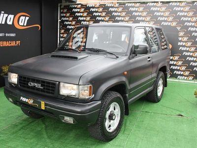 usado Opel Monterey 3.1 TDi