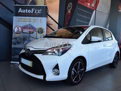 usado Toyota Yaris 1.4 D-4D Sport+P.Te.+P.Plus