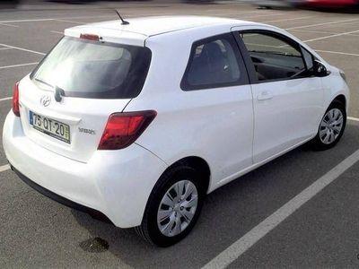 brugt Toyota Yaris 1.4 D-4D Bizz