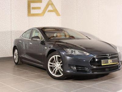 usado Tesla Model S ver-85 com Iva dedutivel para empresas