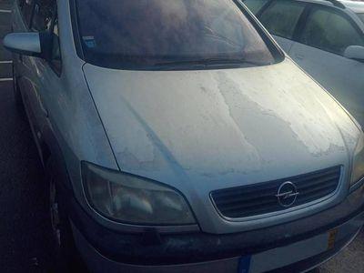 usado Opel Zafira 2.0 DI 16V Elegance