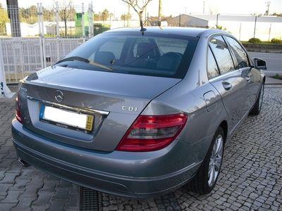 usado Mercedes C220 Classe CCDi Avantgarde (170cv) (4p)