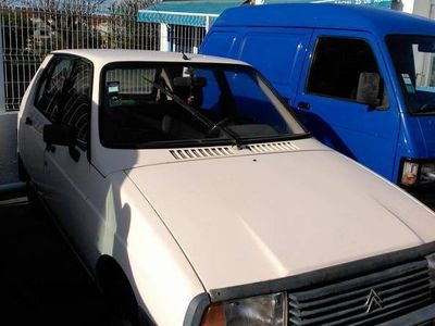usado Citroën Visa ligeiro passageiros -