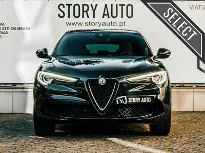 usado Alfa Romeo Stelvio Quadrifoglio Q4