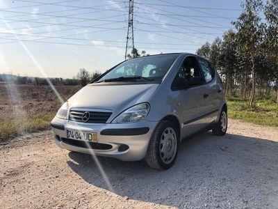 usado Mercedes A170 1.7 cdi