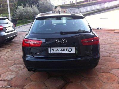 usado Audi A6 2.0TDI AVANT 177CV -