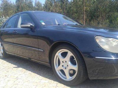 usado Mercedes S400 CDI V8