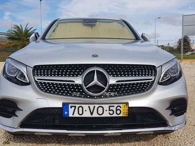 usado Mercedes GLC250 Classed Exclusive 4-Matic (204cv) (5p)