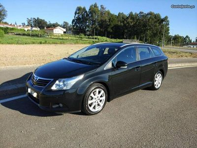 used Toyota Avensis 2.0 D4D + Gps + Ep