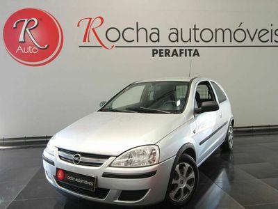 usado Opel Corsavan 1.3 CDTI 70CV