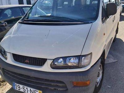 usado Mitsubishi L400 Mista
