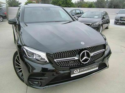 usado Mercedes GLC250 D 4 MATIC COUPE