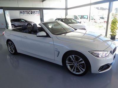 usado BMW 420 Cabrio Sport